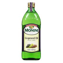 Vynuogių kauliukų aliejus MONINI, 1l