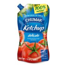 Kečups Chumak maigs 450g