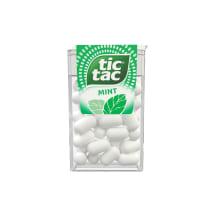 Mėtų skonio saldainiai TIC TAC, 18g