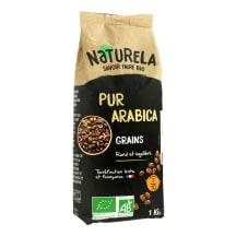 Ekologiškos kavos pupelės NATURELA, 1kg