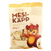 Piimabatoonike vahvliga Kalev Mesikäpp 150g