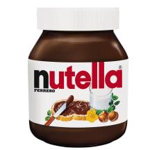 Šokolado ir riešutų kremas NUTELLA, 600g