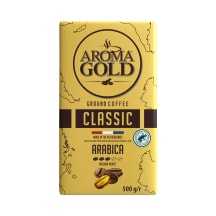 Kohv jahvatatud In-cup Aroma Gold 500g