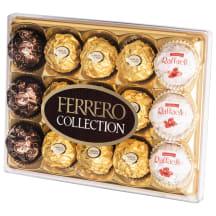 Saldainių rinkinys FERRERO COLLECTION, 172g