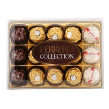 Konfektes Ferrero Collection 172g
