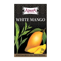Zaļā tēja Apsara baltā mango 20x1,75g
