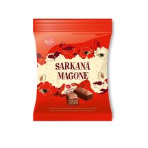 Šokolādes konfektes Sarkanā magone 160g