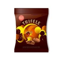 Šokolādes konfektes Trifeles 160g