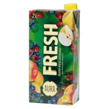 Mahlajook õuna-kirsi-aroonia Fresh 2l