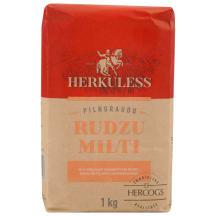 Pilngraudu rudzu milti Herkuless 1kg