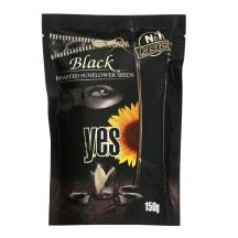 Juodos saulėgrąžų sėklos YES, 150g