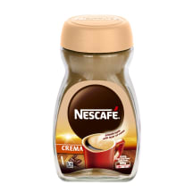 Šķīstošā kafija Nescafe Classic Crema 100g