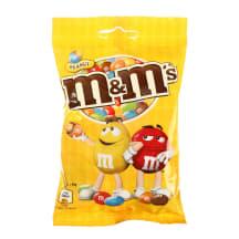 Šokoladu aplieti žemės riešutai M&M'S, 90 g