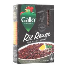 Rīsi Camargue Gallo sarkanie 500g