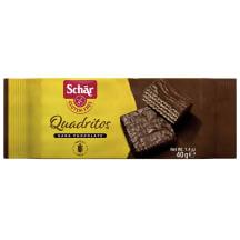Šokolaadivahvlid gluteenivabad Schär 40g
