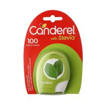 Saldinatājs Canderel Stevia tabletēs 24g