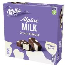 Šokolad. saldainiai MILKA Happy Cows, 330g