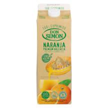 Apelsinimahl viljalihaga Don Simon 2l