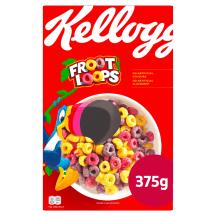 Sausās brokastis Kellogg's Froot loops 375g