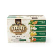 Zaļā tēja Fruit Garden Select 20x2g
