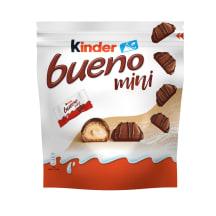 Šokolaadivahvlid Kinder Bueno Mini 108g