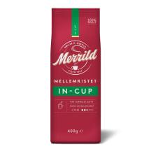 Kohv jahvatatud in-cup Merrild 400g