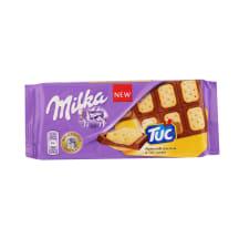 Piimašokolaad Milka Sandwich Tuc 87g