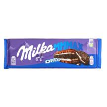 Pien. šokoladas saus.gab., MILKA OREO, 300 g