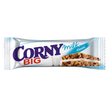 Batonėlis CORNY BIG MILK, 40 g