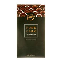Juod. šokoladas FAZER PURE DARK, 70%, 95g