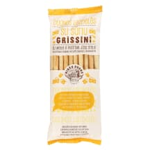 Duonos lazdelės su sūriu GRISSINI, 125g