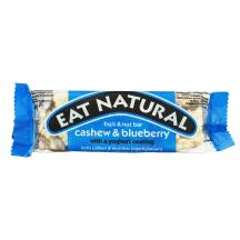 Anakard.rieš.mėl. batonėlis EAT NATURAL, 45g