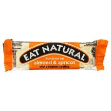 Migdolų, abrikosų batonėlis EAT NATURAL, 45g