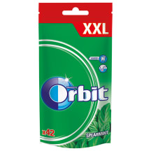 Košļājamā gumija Orbit Spearmint 58g