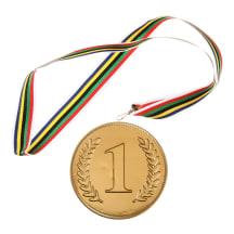 Šokoladinis aukso medalis, 58g