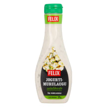 Salatikaste jogurti-murulaugu Felix 375g
