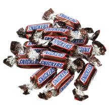 Šokolaadikommid Snickersi kg