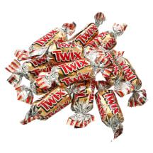 Šokolādes konfektes Twix 1kg