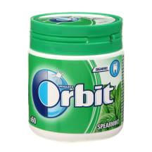 Närimiskumm Spearmint Orbit suhkruvaba 84g