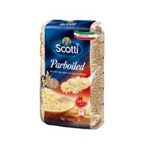 Plikyti ryžiai RISO SCOTTI PARBOILED, 1 kg