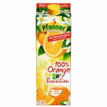 Apelsinimahl Pfanner Brazil Orange 2L