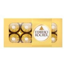 Šokolaadikommid Ferrero Rocher 100g