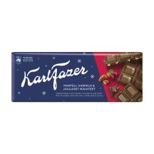Šokolaad mandlite&jõhvikatega Karl Fazer 200g