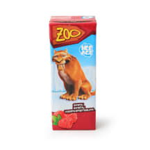 Mahlajook Zoo Minion vaarikamaitseline 0,2l