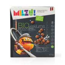 Graudaugu pārslas Milzu ar kakao BIO 200g