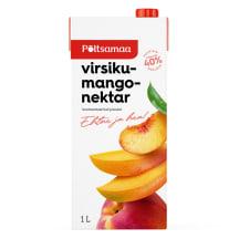 Virsiku-Mangonektar 40% Põltsamaa 1L