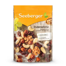 Pähklite ja rosinate segu Seeberger 150g