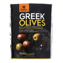 Oliivide segu marineeritud kivideta Gaea 150g