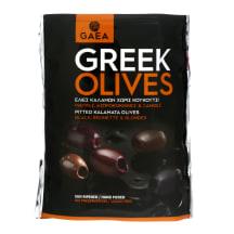 Olīvas kalamata GAEA bez kauliņiem 150g