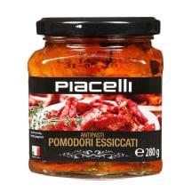 Saul.džiov. pomidorai PIACELLI aliej., 280g
